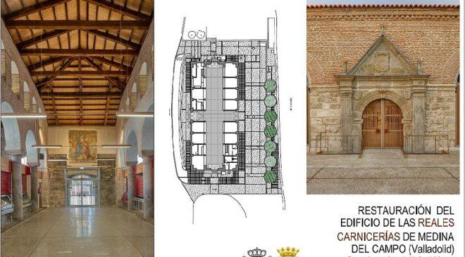 Restauración de las Reales Carnicerias.
