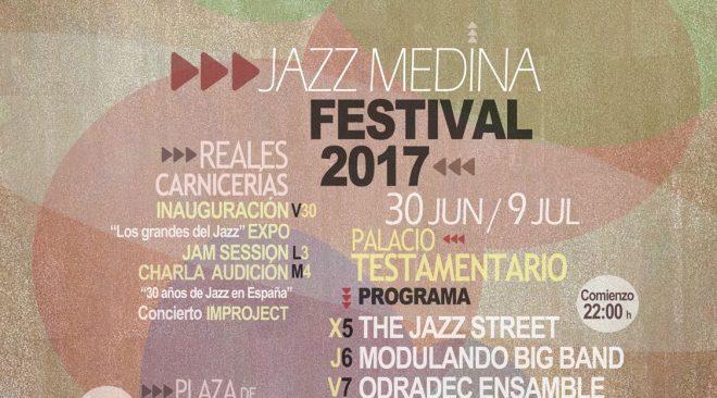 JAZZ MEDINA FESTIVAL 2017